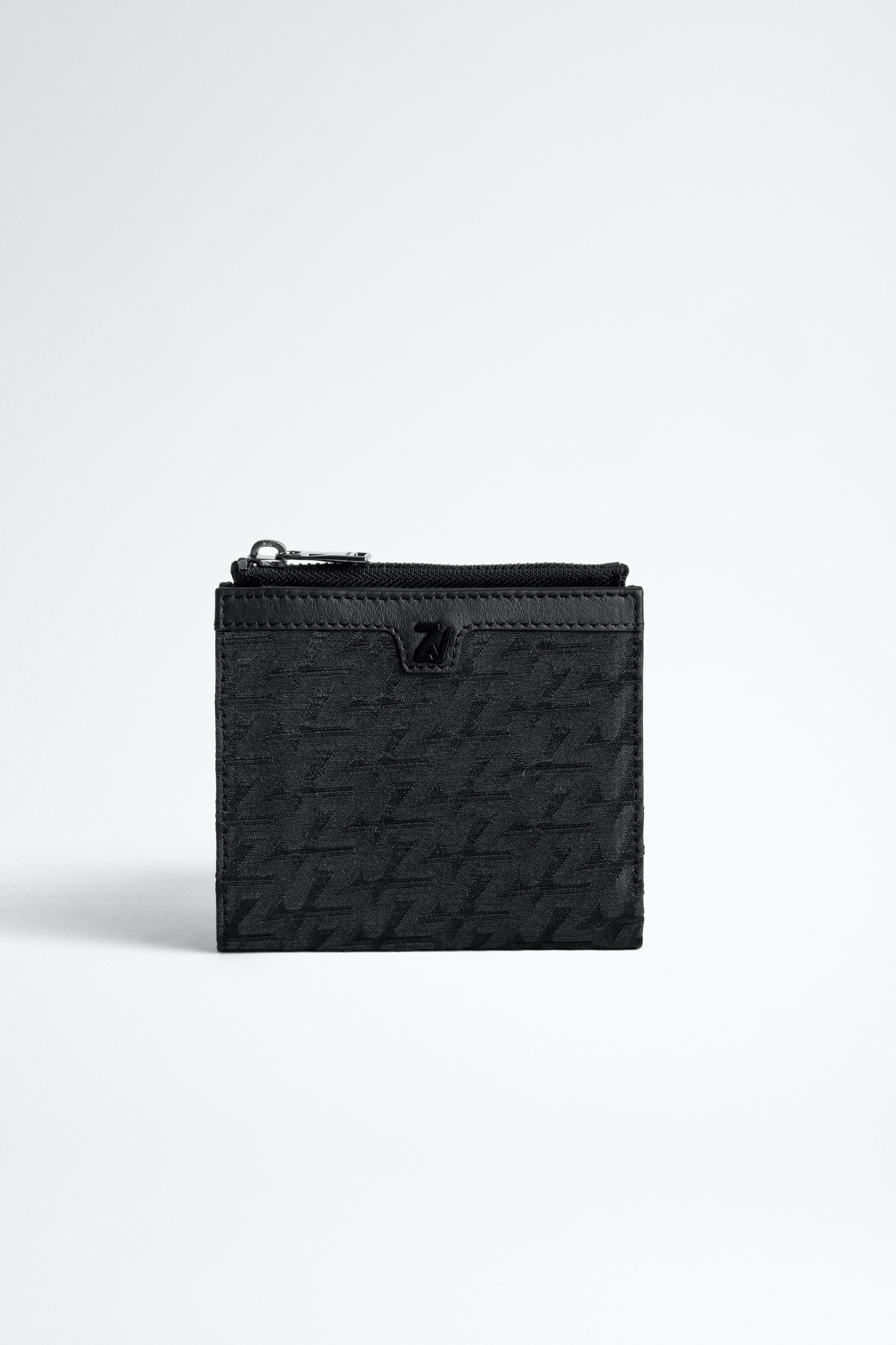 ZV Initiale Noam Monogram Card Holder