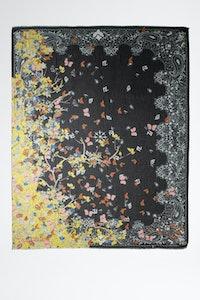 Foulard Fray Blossom