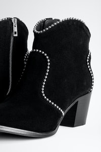 Botines Molly Ante Studs