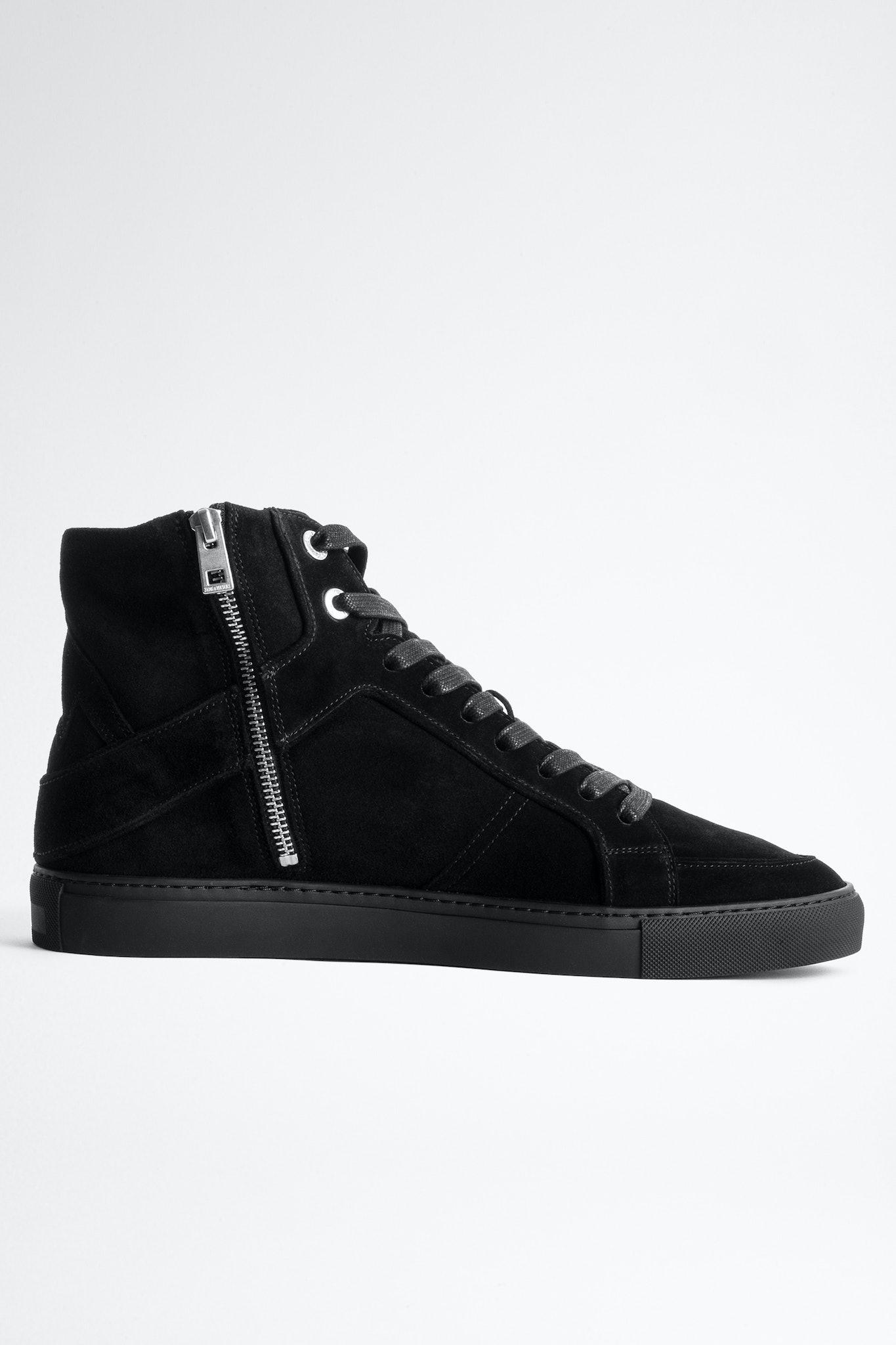 Sneakers ZV1747 High Flash Suede