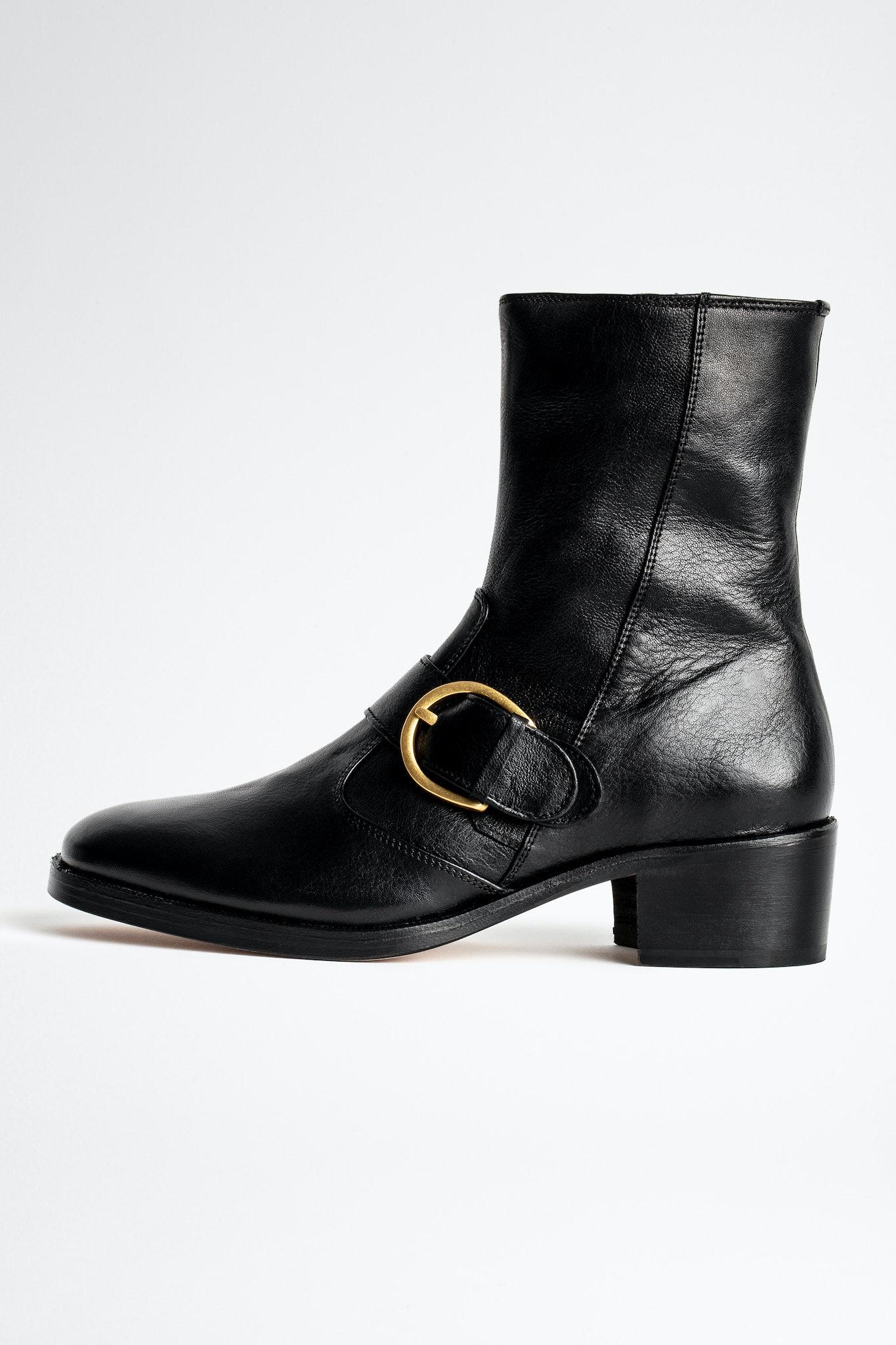 Preiser Buckle Boots