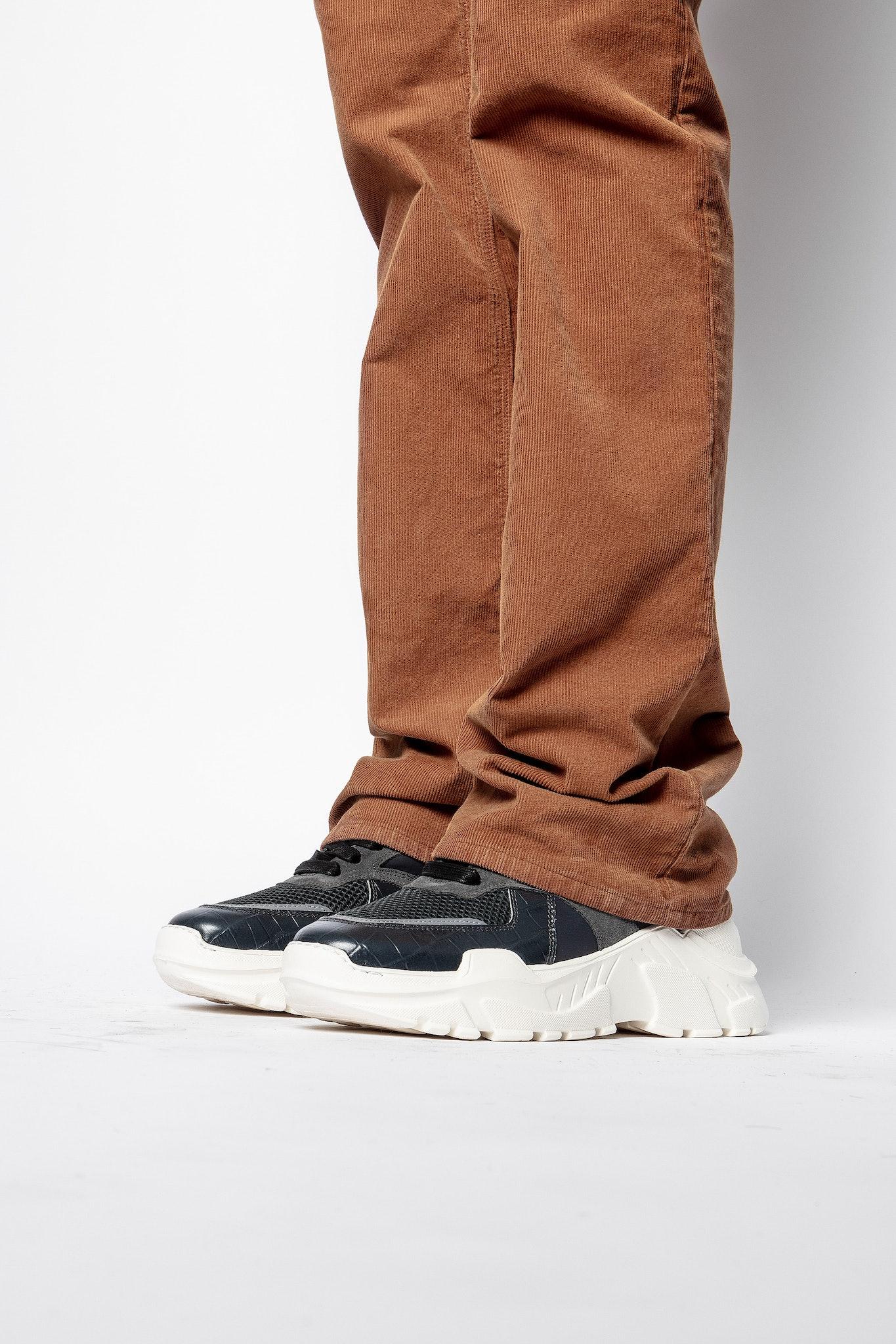 Future Croco Sneakers
