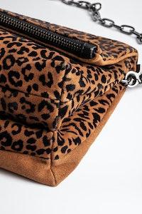 Rocky Leo Suede Bag