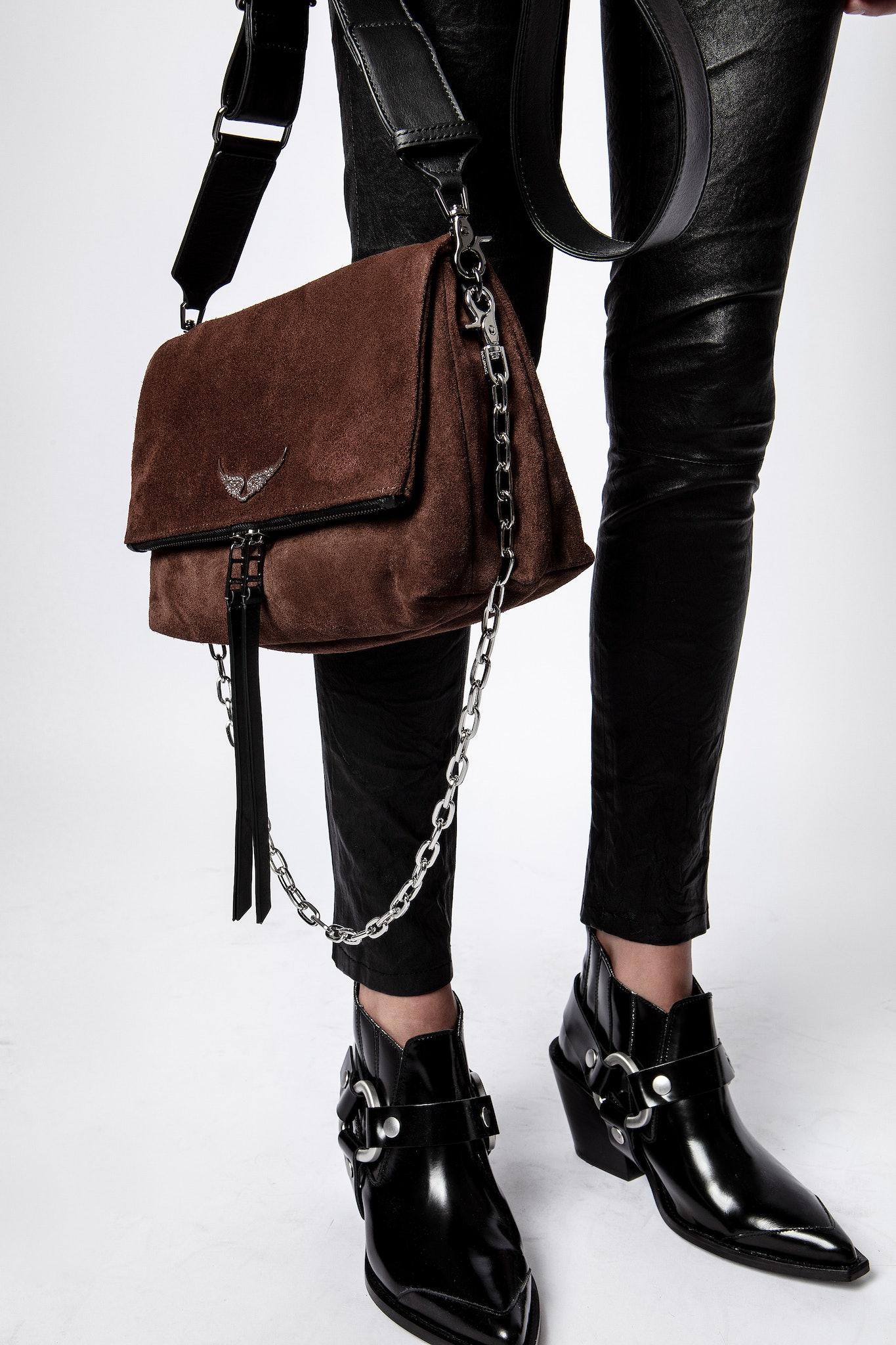 Rocky Suede Bag Bag Women Zadig Voltaire
