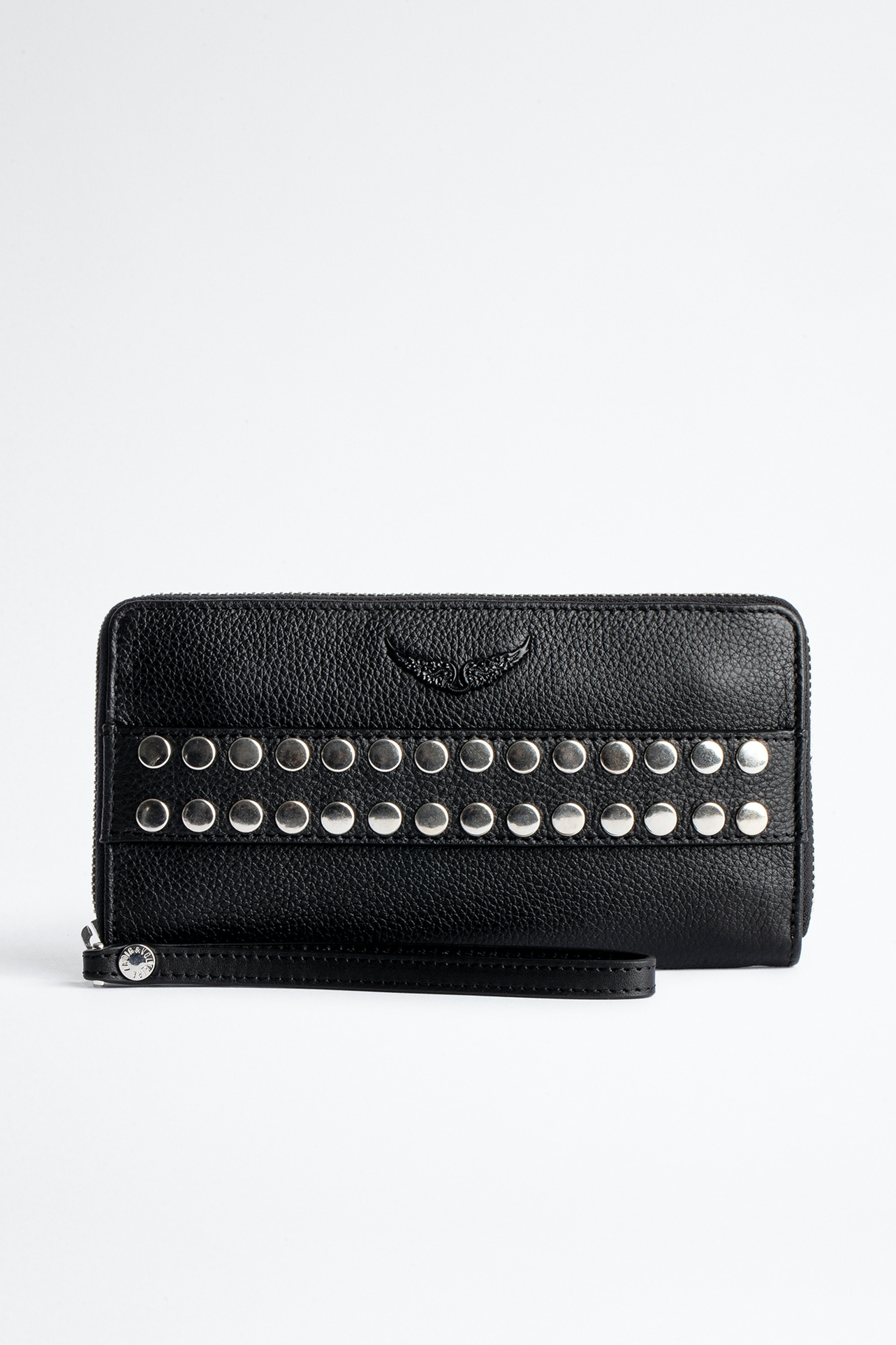 Brieftasche Compagnon Studs Outline