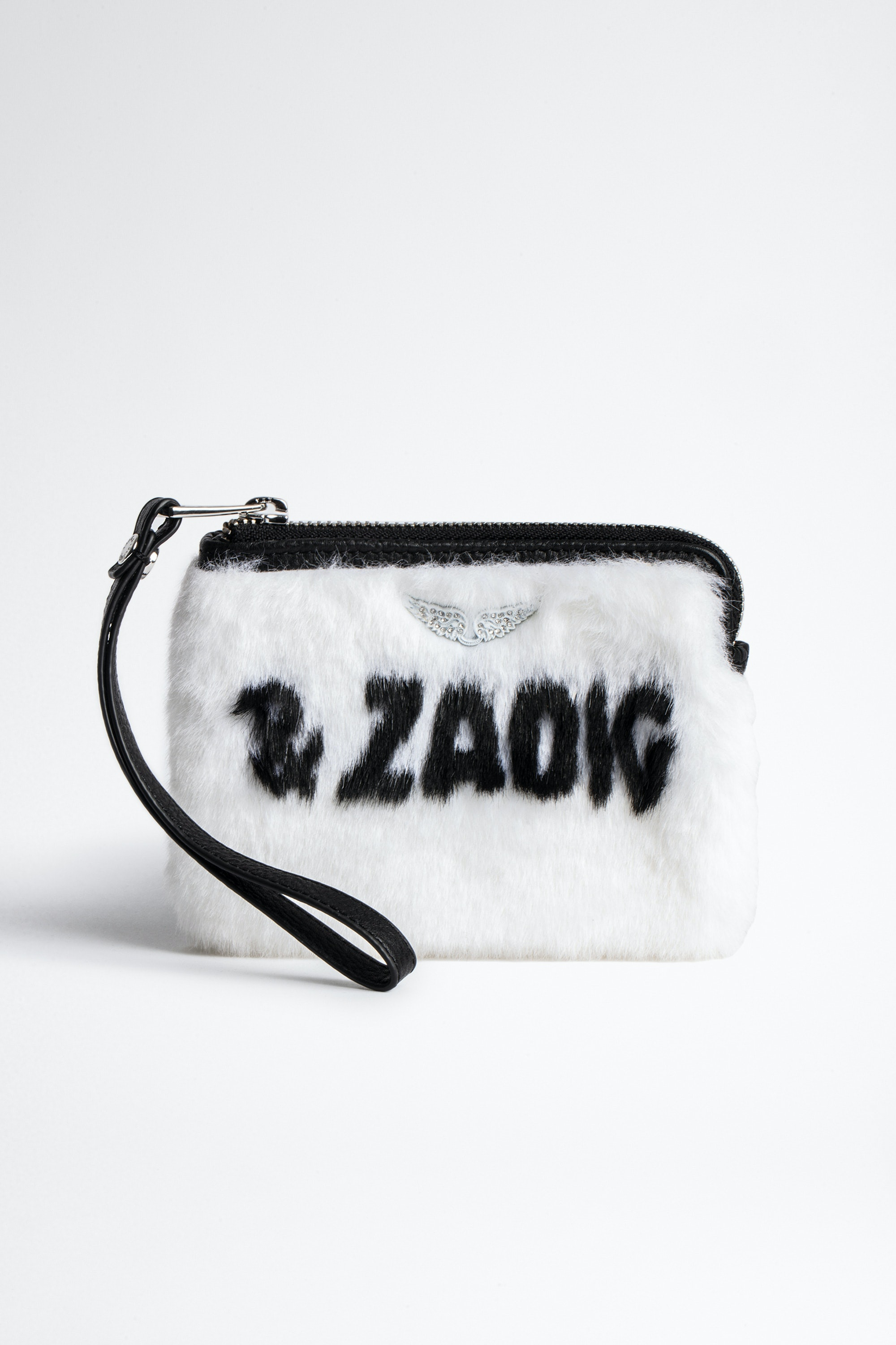 Mini Uma Fluffy Clutch