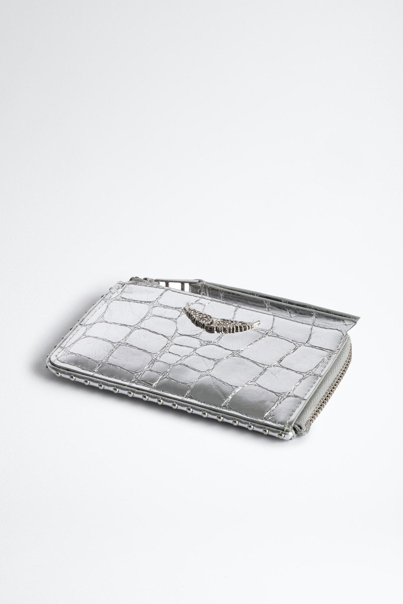 Portacarte ZV Card Croco
