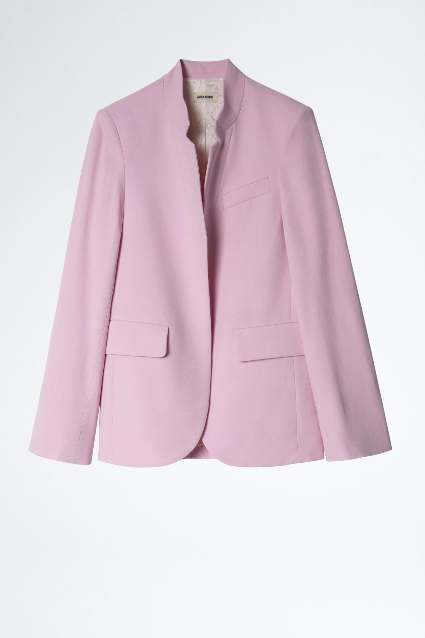 Very Crepe Jacket