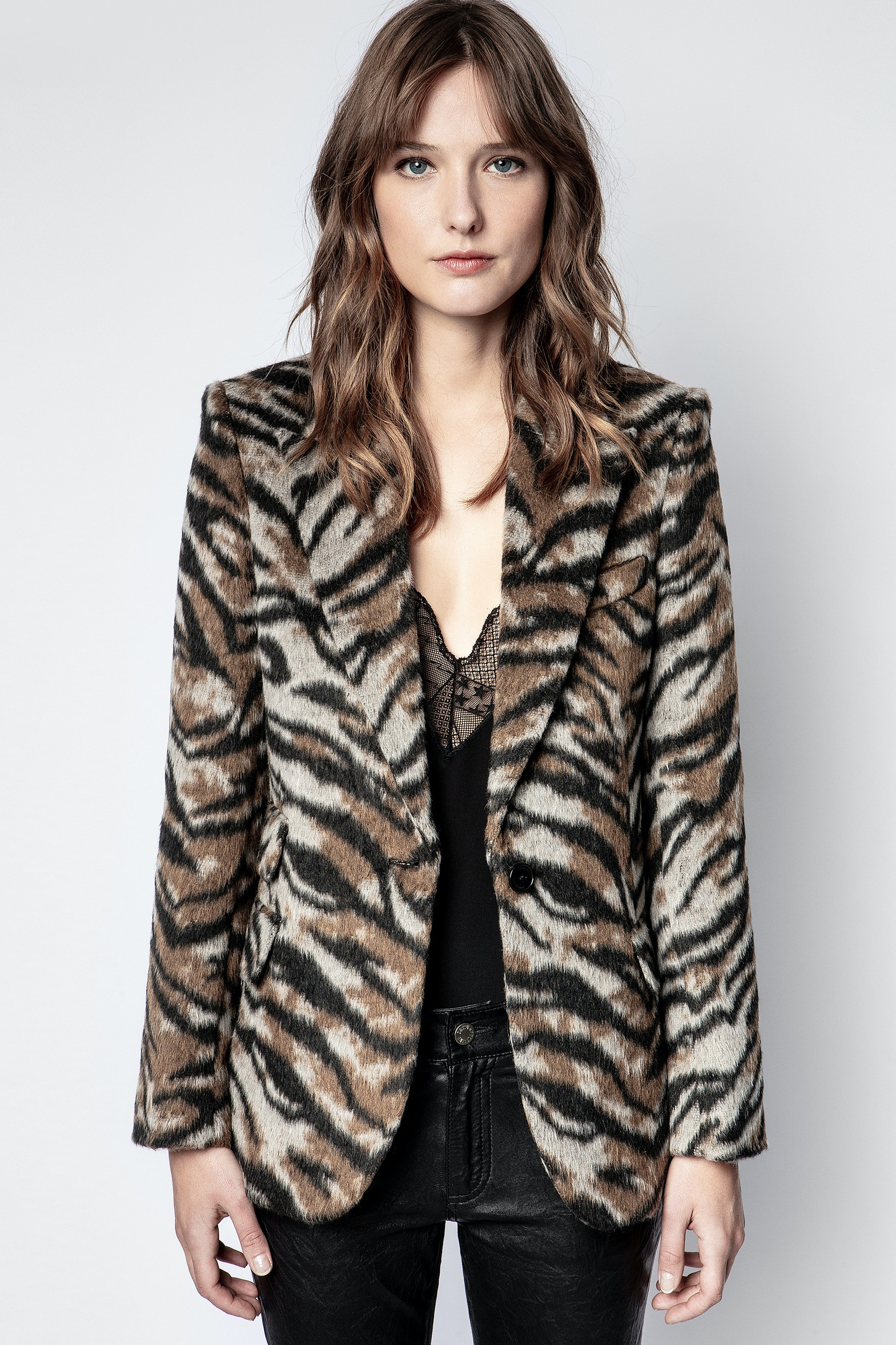 Jacke Venus Soft Tiger
