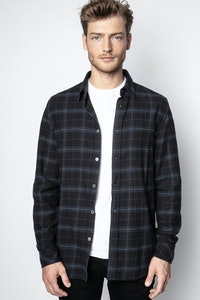Chemise Stanael Check