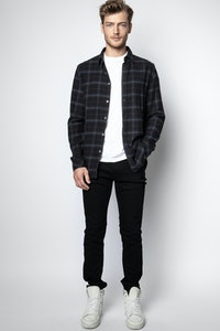 Stanael Check Shirt
