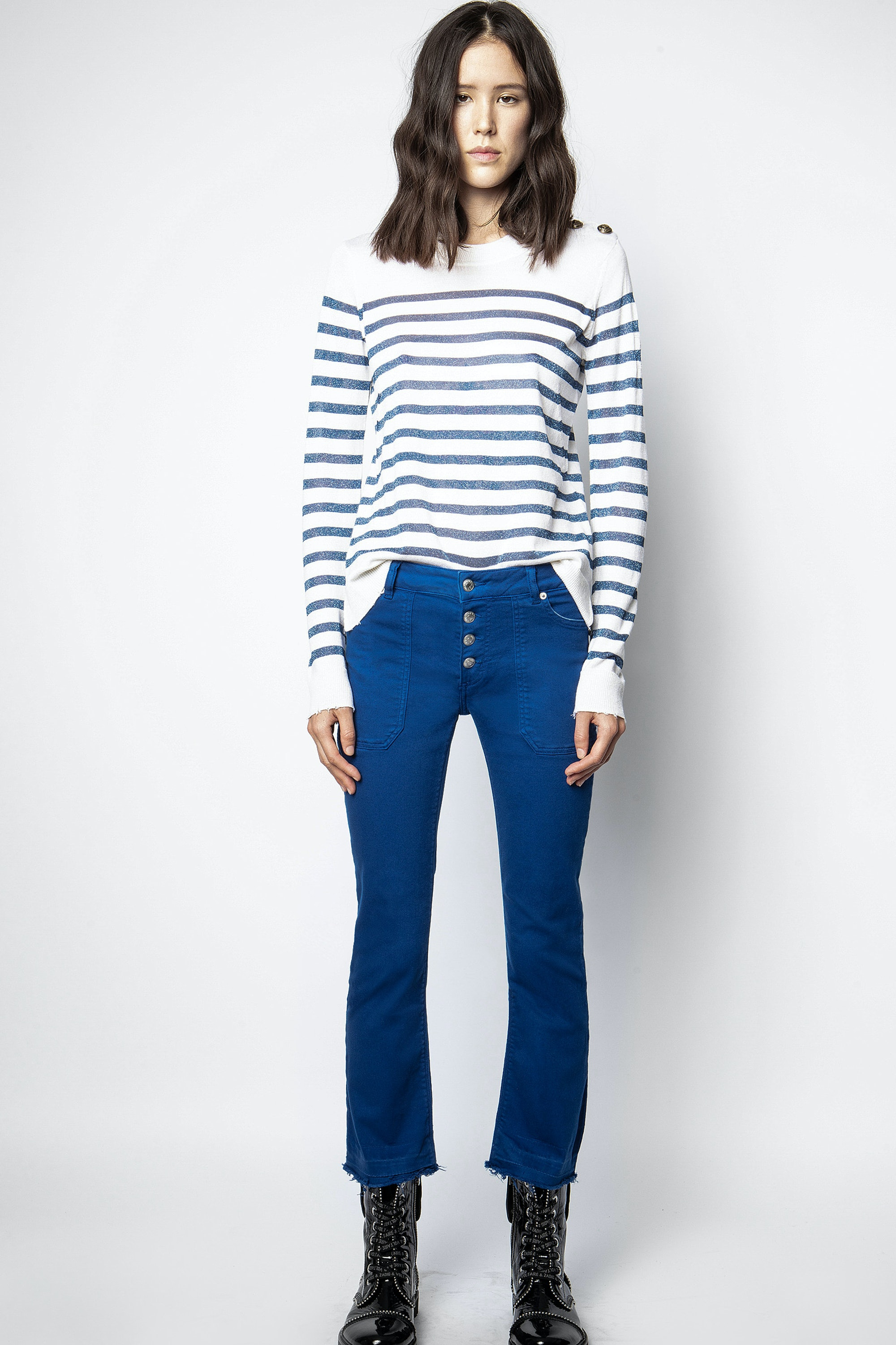 Londa Denim Color Jeans