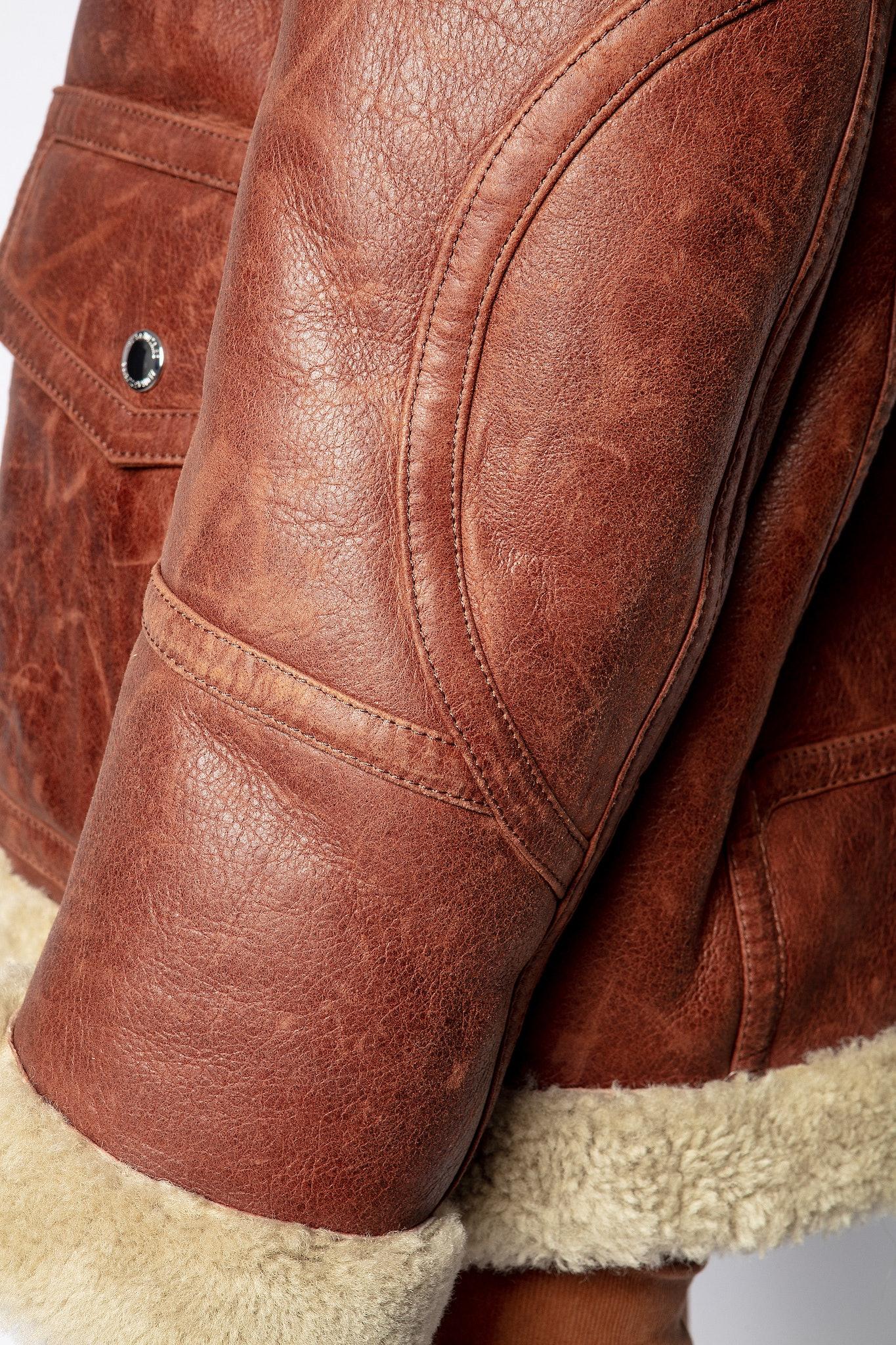 Kain Shearling Jacket