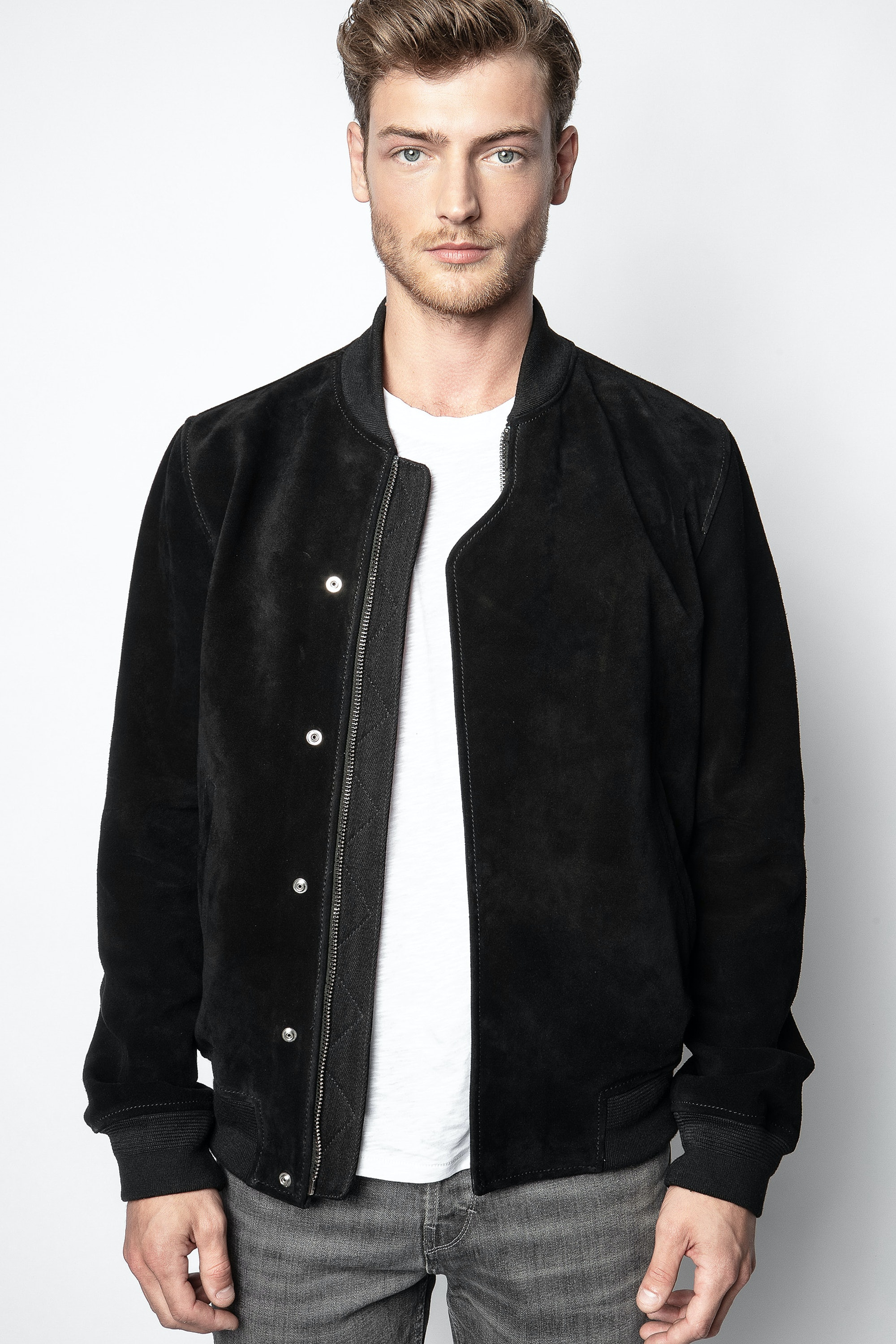 Larko Suede Jacket