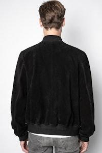 Larko Suede Jacket