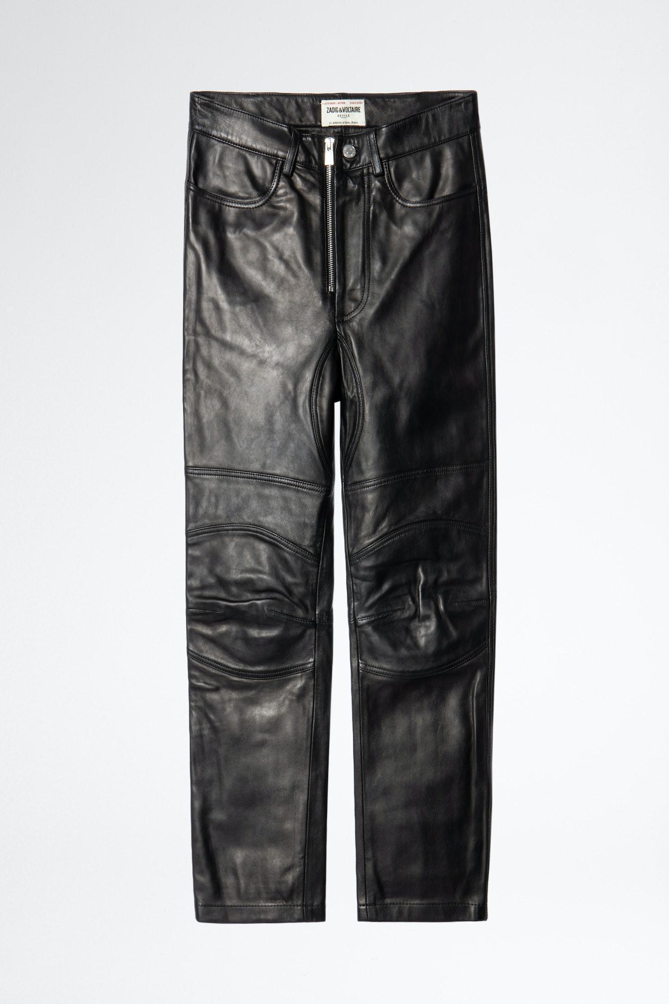 Punk Cuir Pants