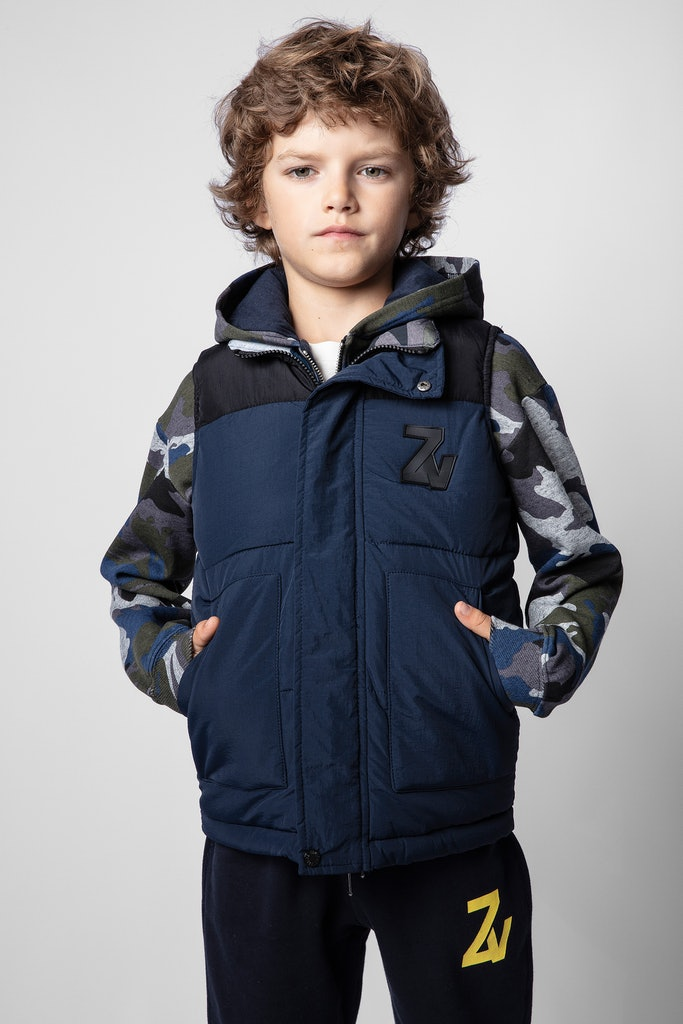 Neo Enfant Puffer Coat