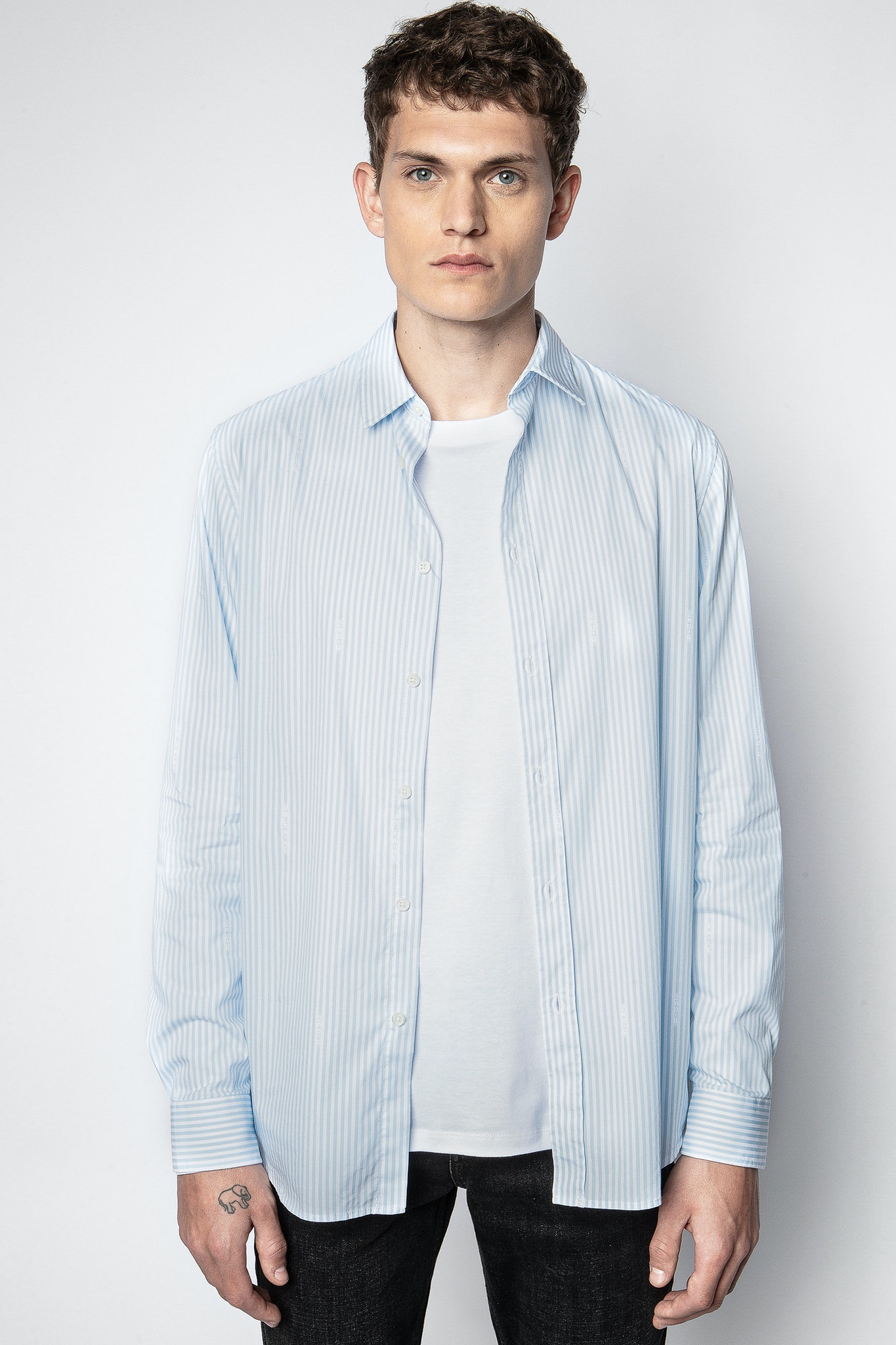 Stan Pop Rayé Shirt