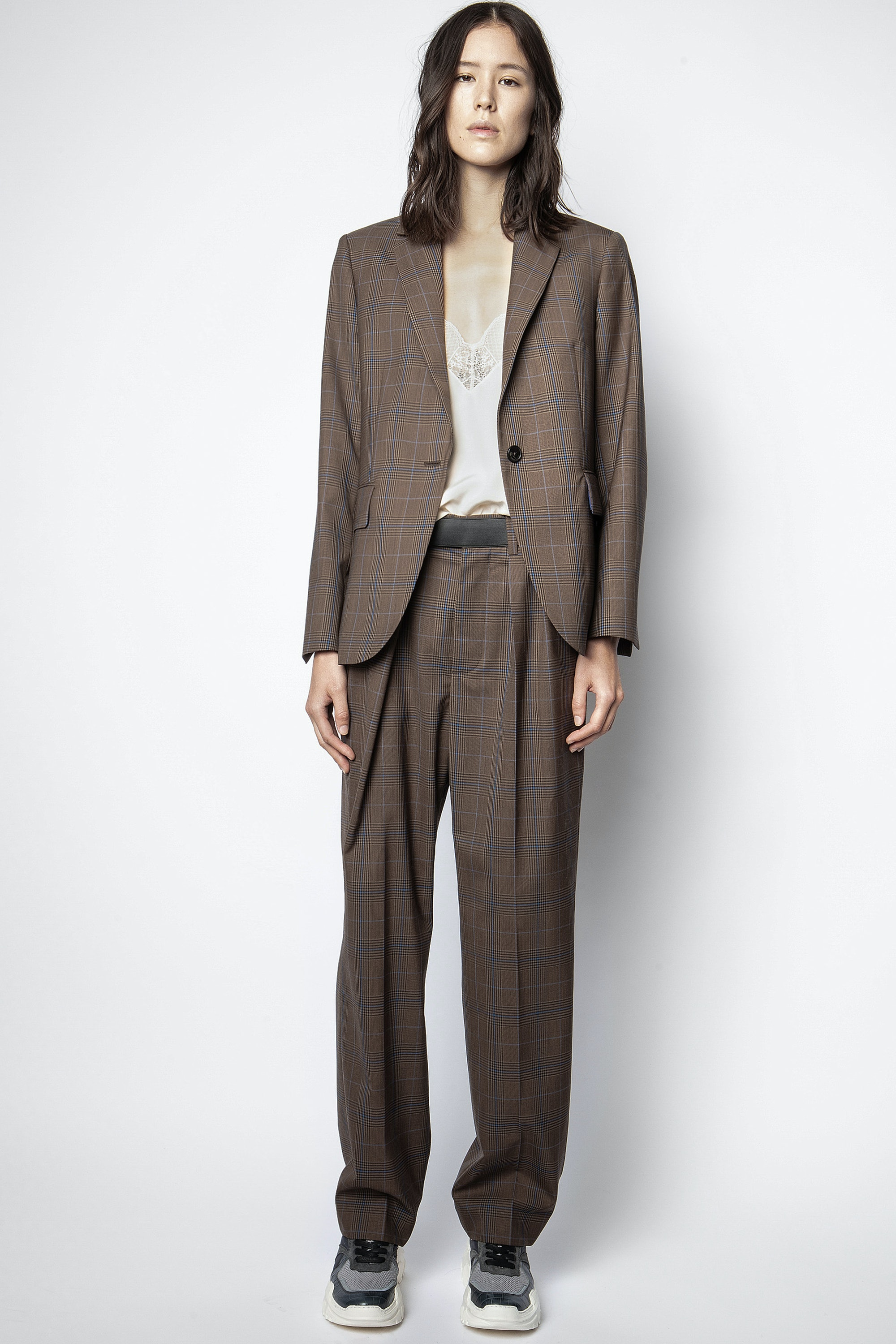 Phoebe Carreaux Pants