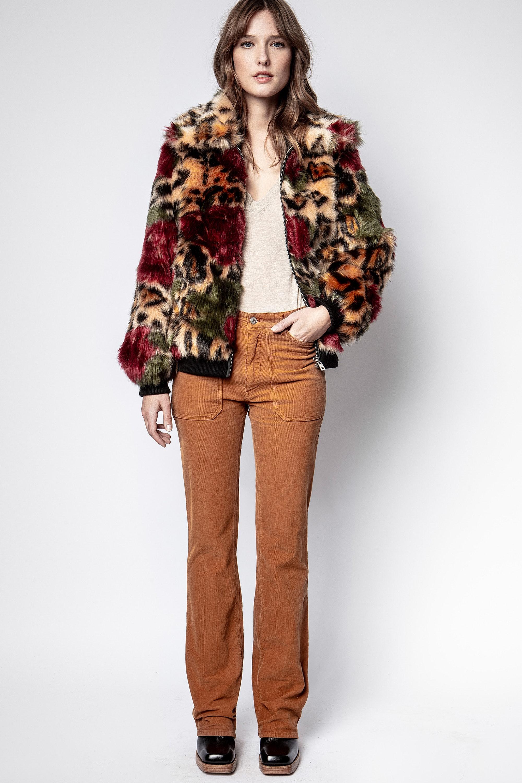 Fanny Patchwork Jacket