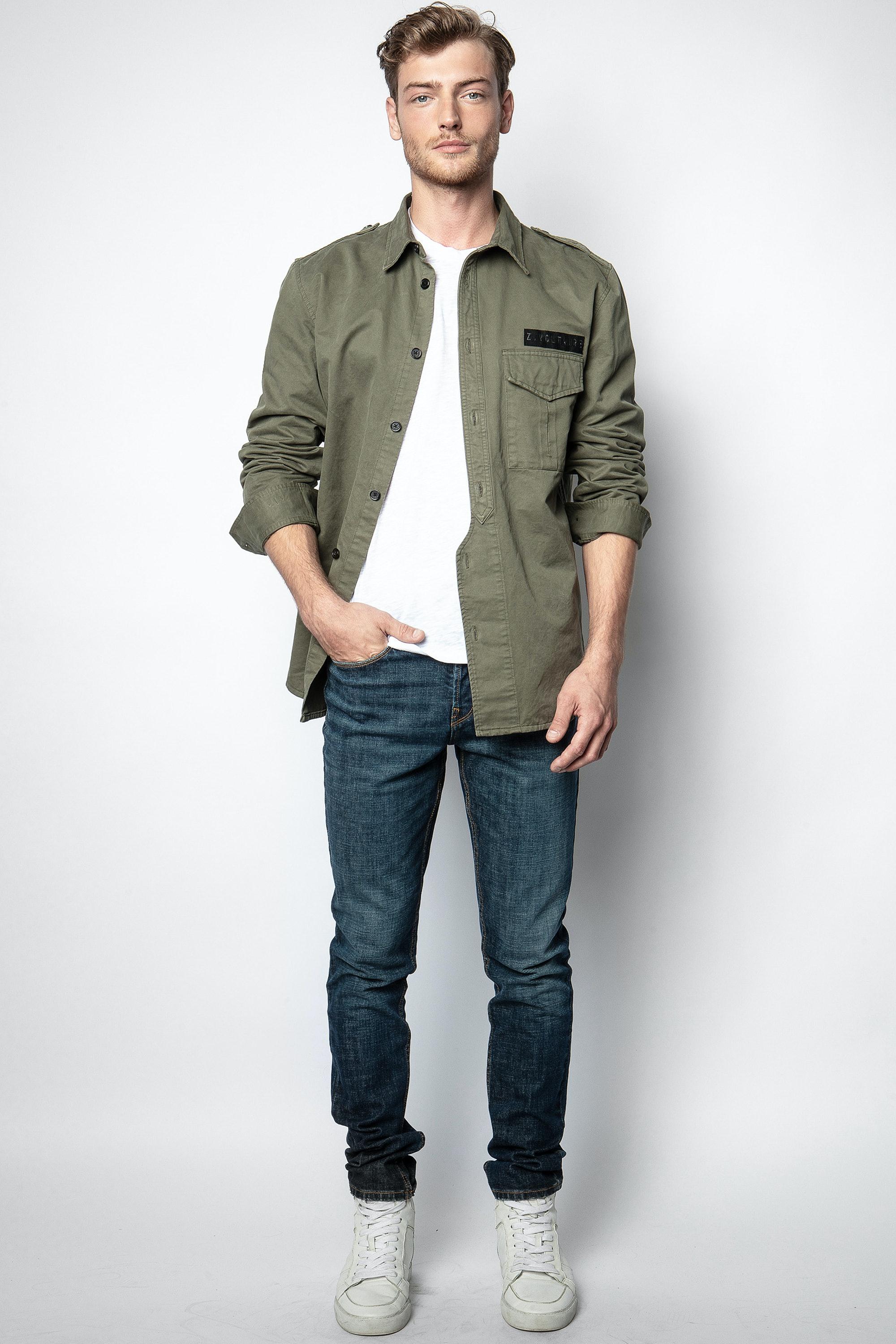 Serge Mili Dye Shirt
