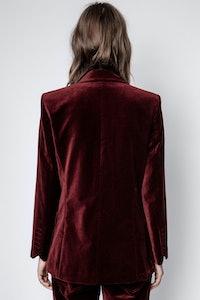 Visko Velvet Jacket