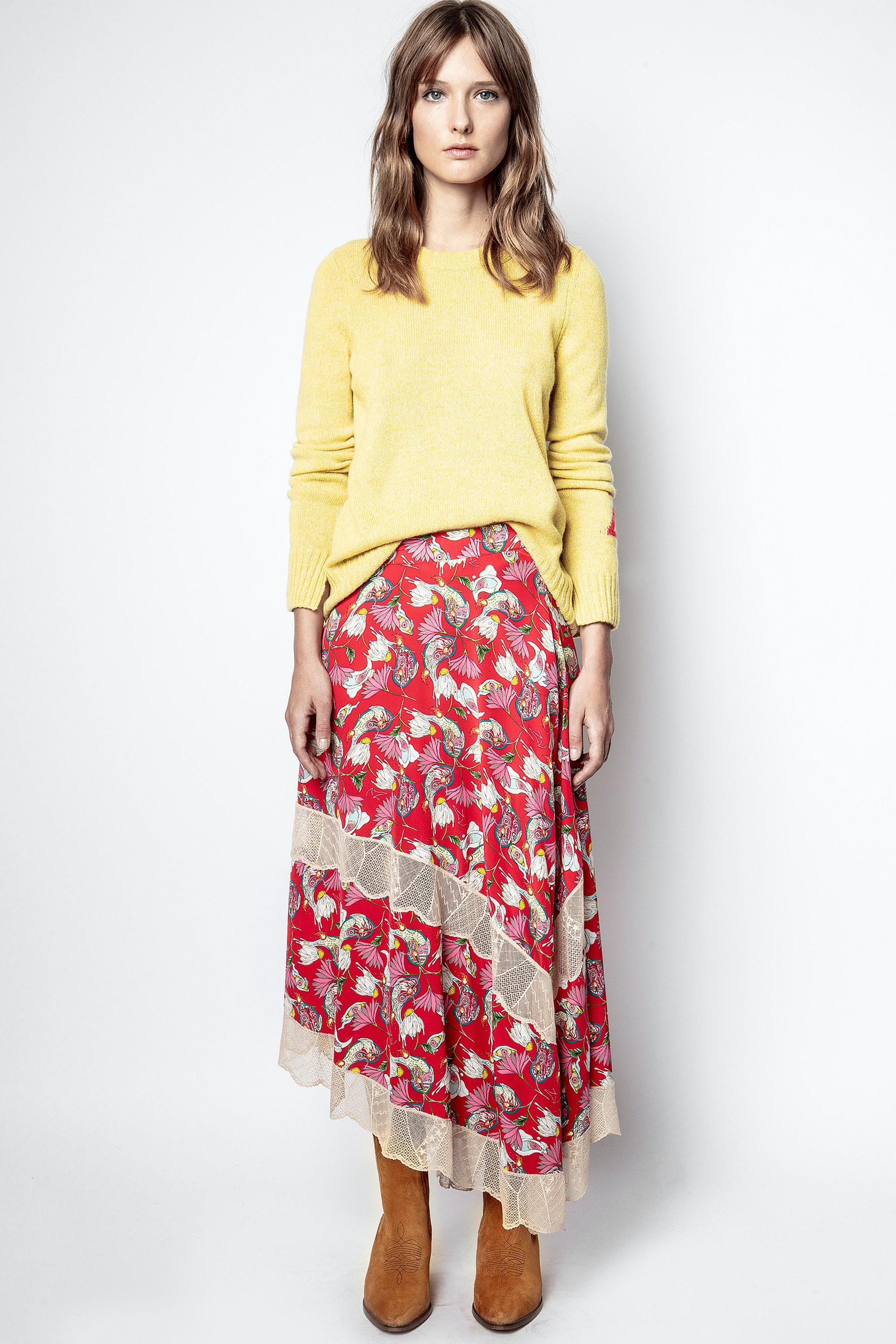 Juliet Paisley Psyche Skirt