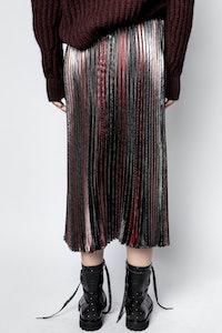 Joyce Lurex Skirt
