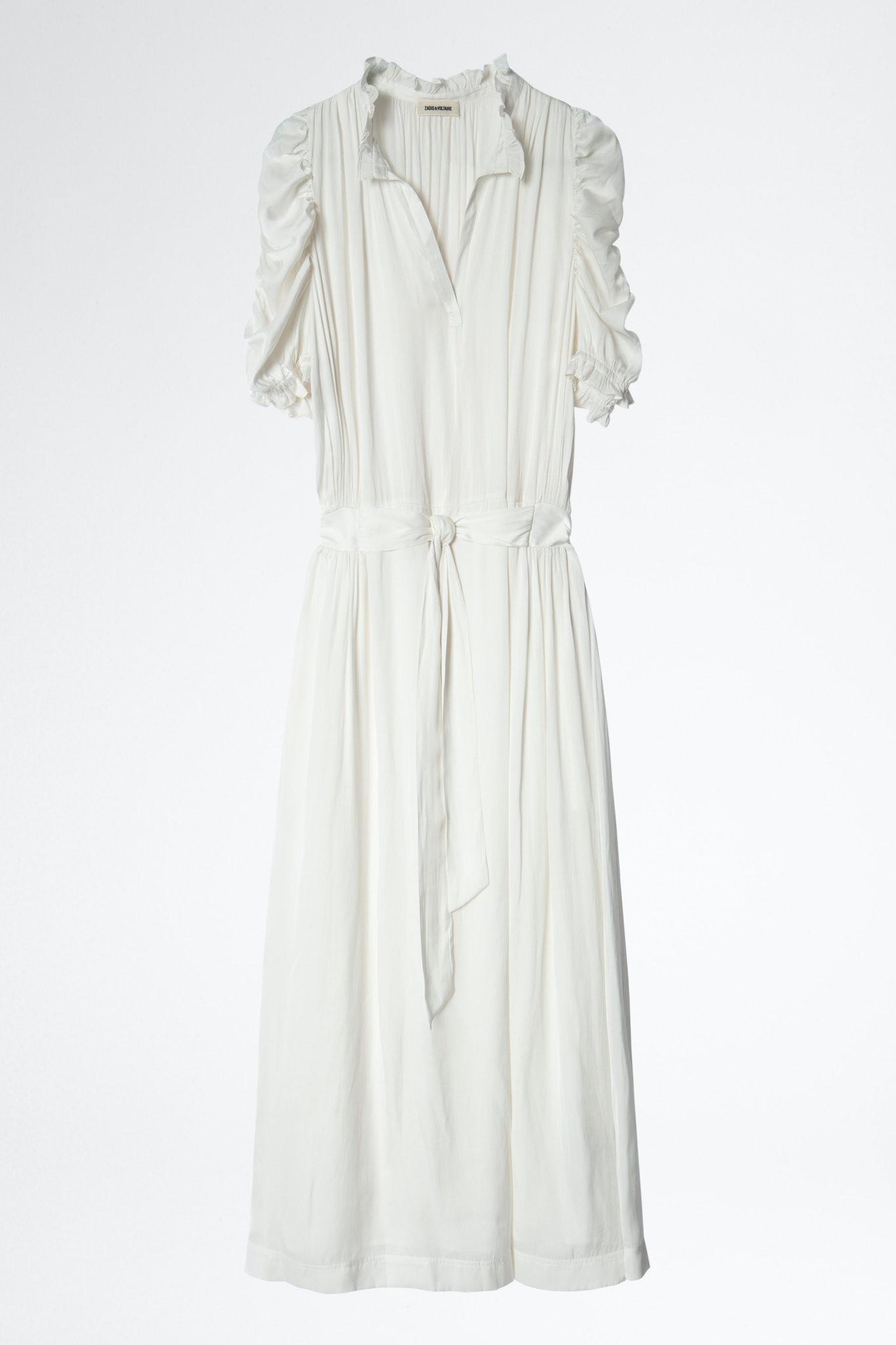 Kleid Ray Satin