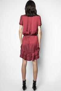 Rink Satin Dress
