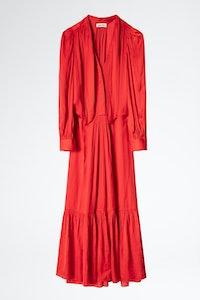 Roland Satin Dress