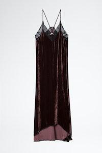 Kleid Risty Velvet