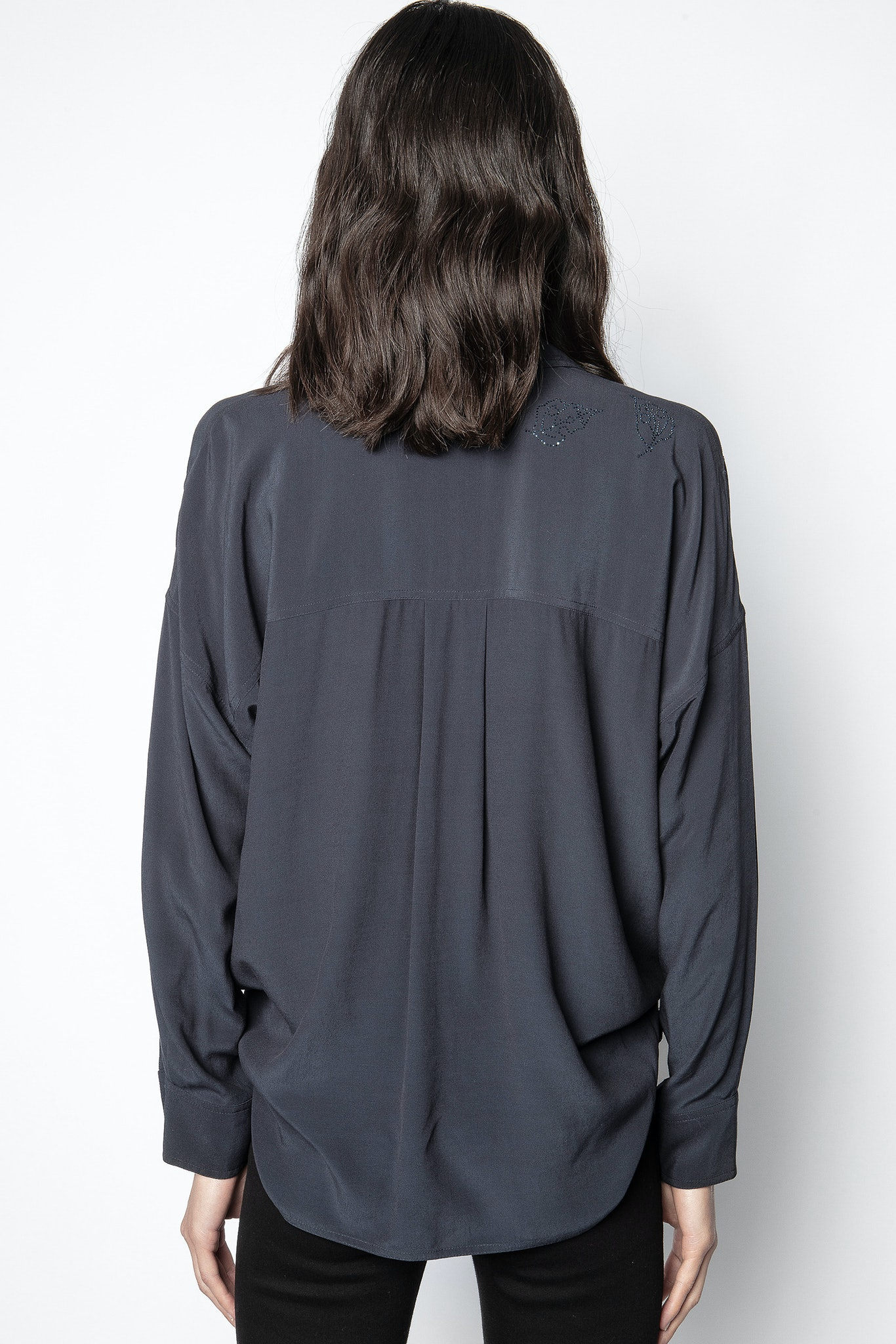 Camicia Tamara Strass
