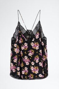 Christy Peonies Camisole