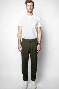 Paco Wool Tech Pants