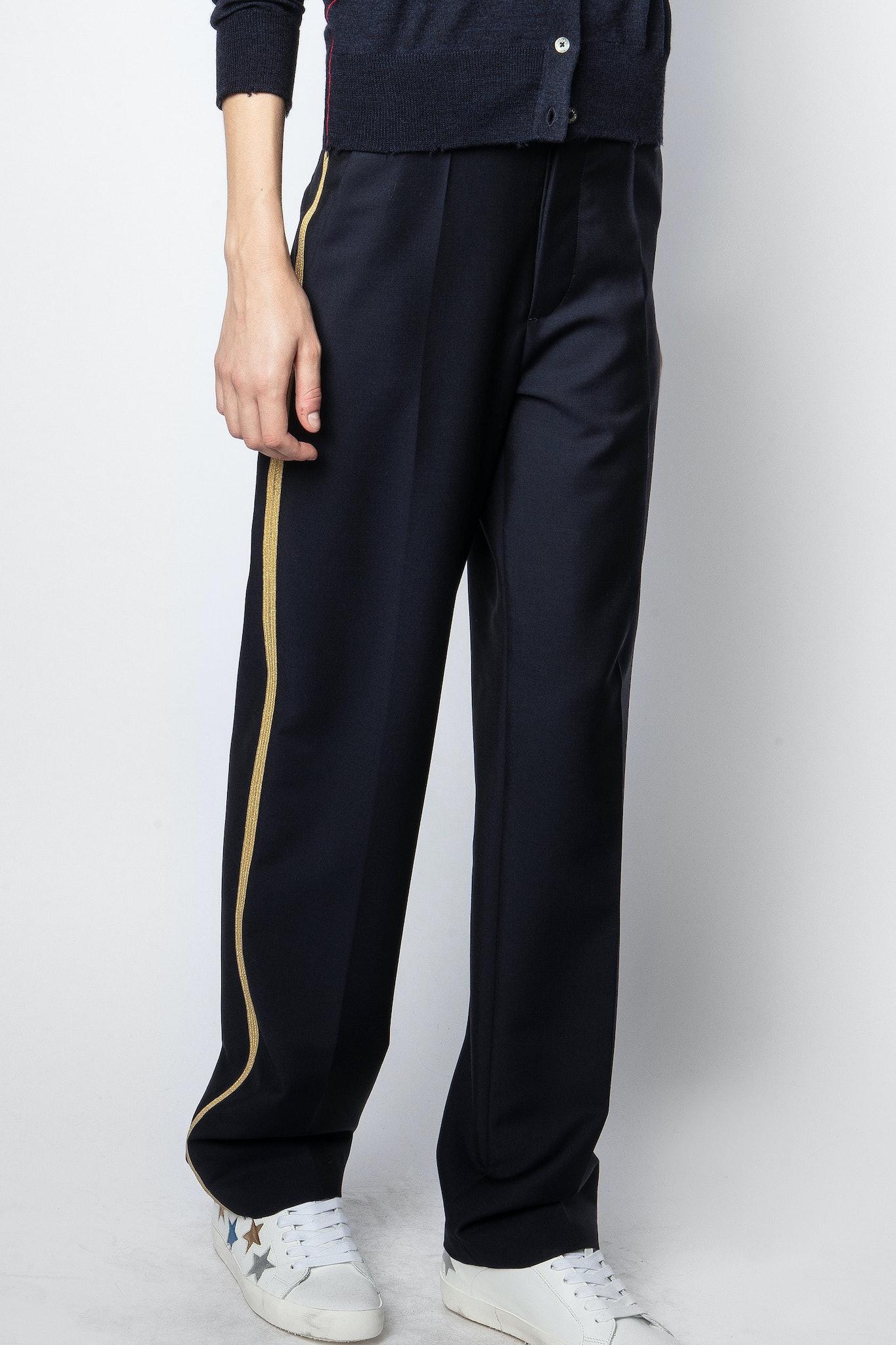 Pantaloni Peter Tailleur Militaire