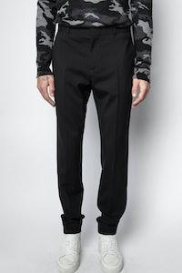 Paris Wool Tech Pants