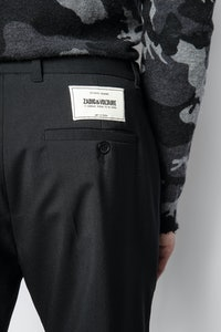 Paris Wool Tech Pants