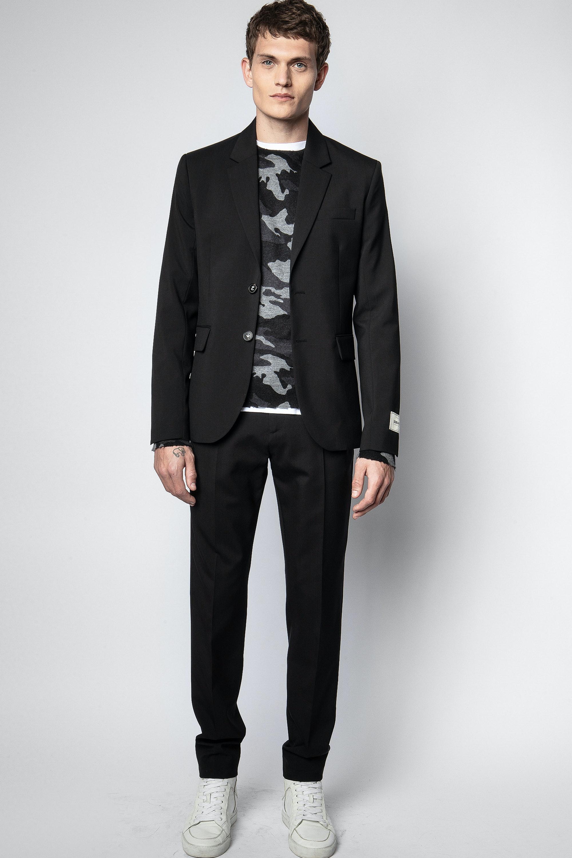 Jacke Version Wool