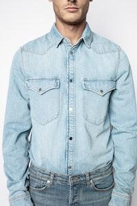 D-Stan Denim Show Shirt