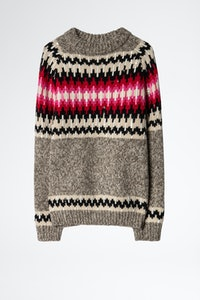 D-Von Sequins Sweater