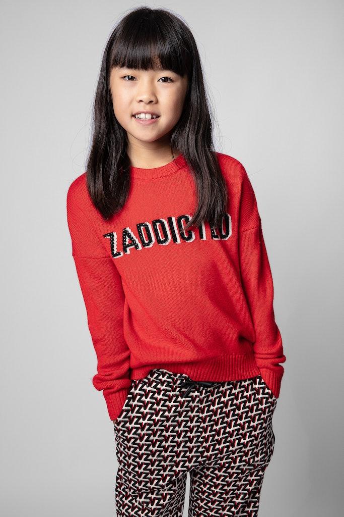 Drum Enfant Sweater