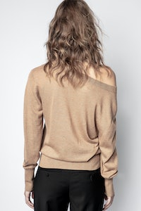Pull Axel Cachemire