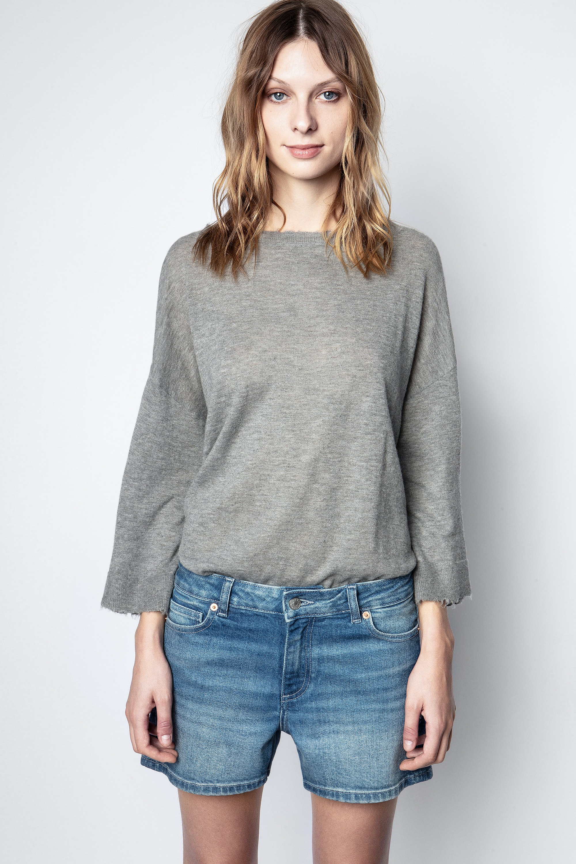Flint Patch Cachemire Sweater