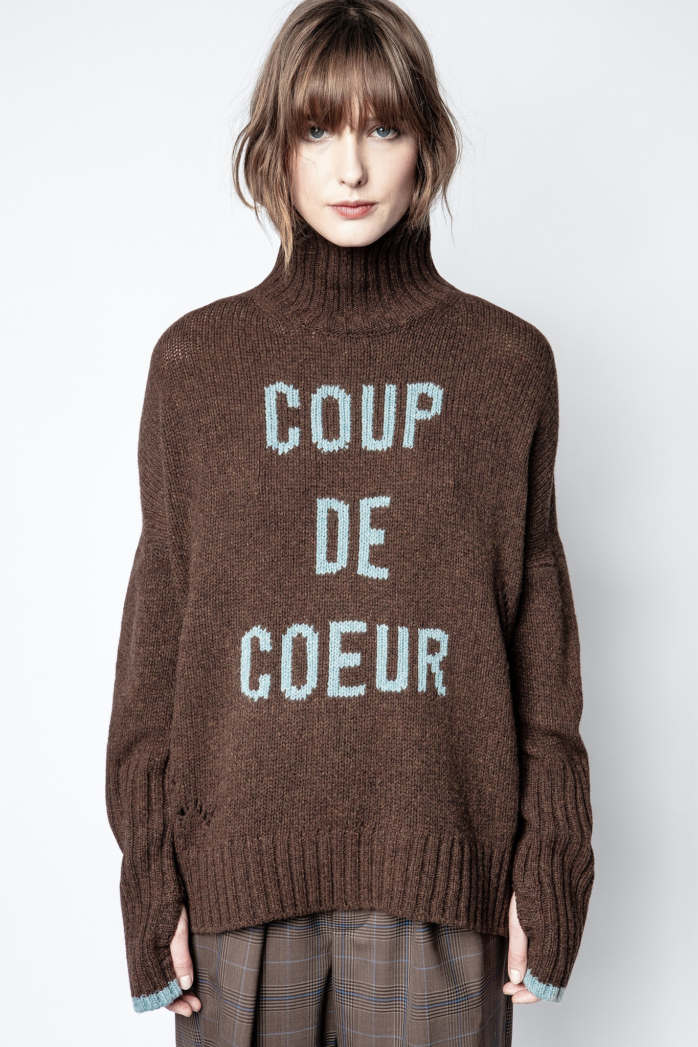 Pull Alma Coup De Coeur
