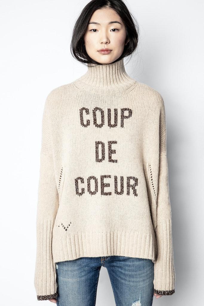 Pullover Alma Coup De Coeur