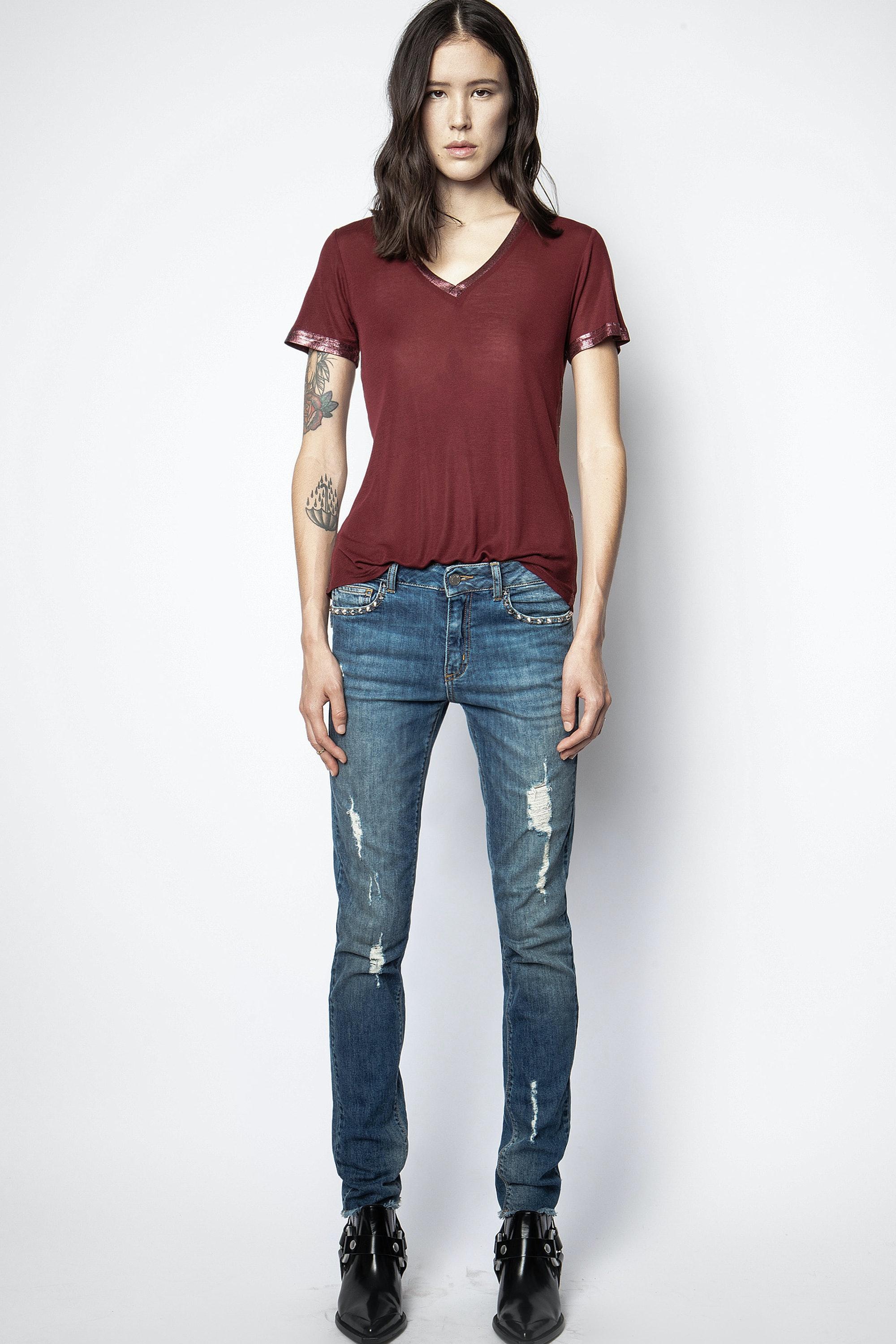 Atia Foil T-shirt