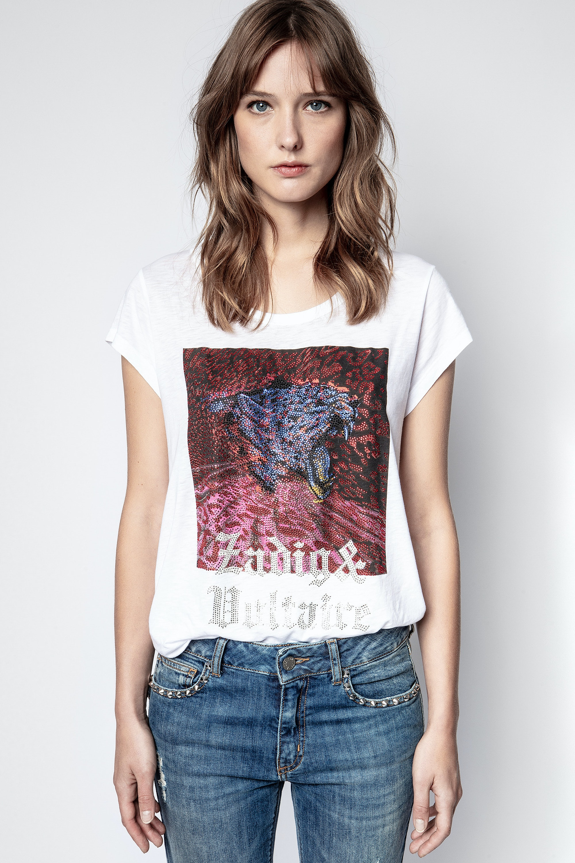 Antonia Tiger T-Shirt