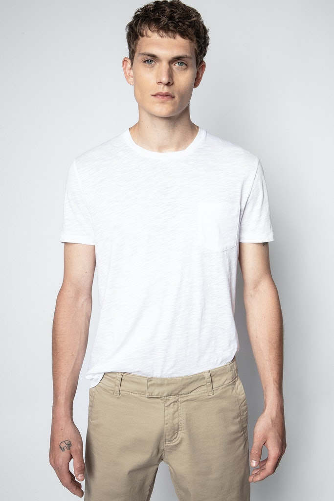 Stockholm Camou T-Shirt