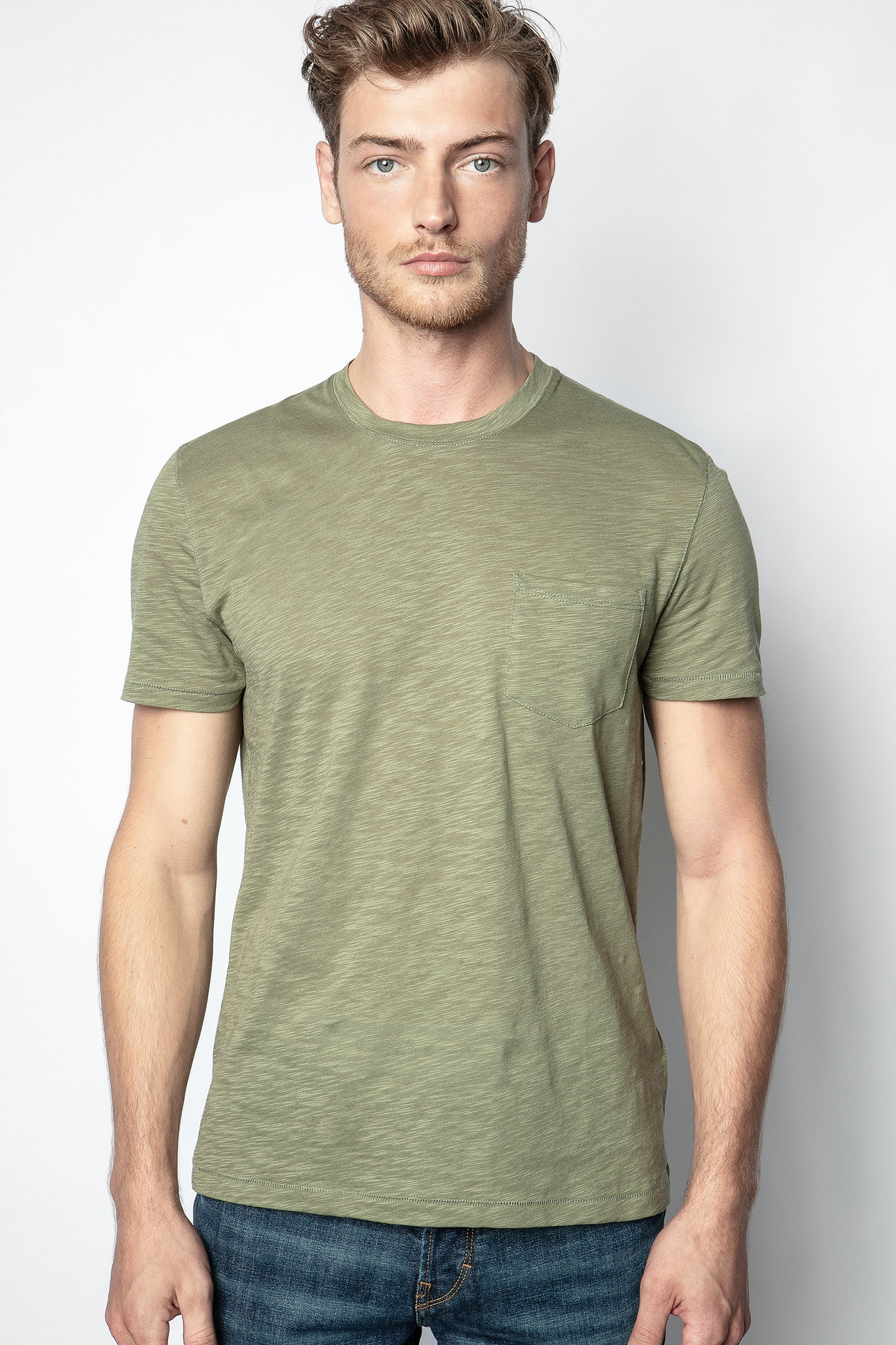 Stockholm Flamme Camou T-Shirt